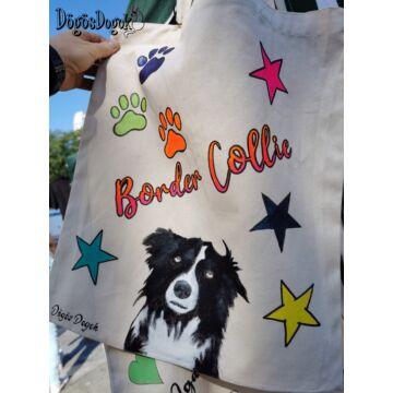 border collie táska